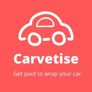 Get paid to drive your car