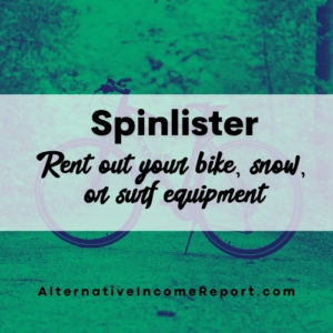 Make money renting out your bike, surfboard or snowboard