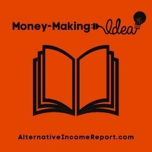 Make money selling books