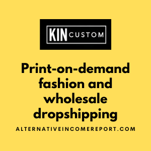 Print-on-demand business