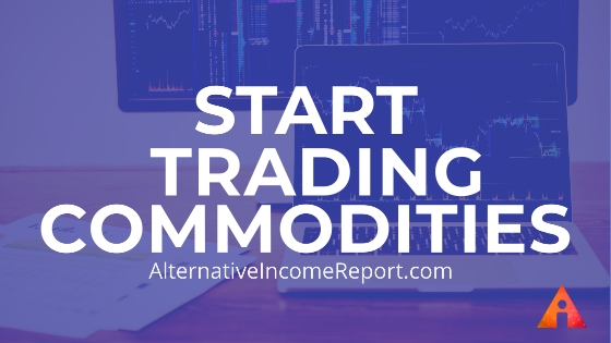 Start trading commodities
