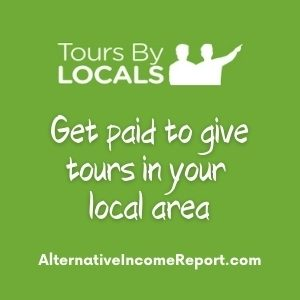Get paid to be a tour guide